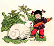 宝宝唱-大白兔