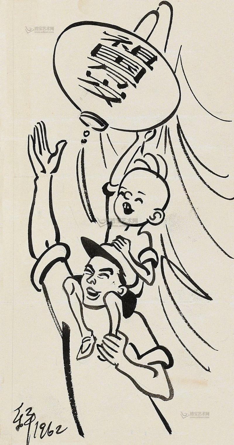祖国图片手绘素描